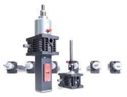 Винтовые домкраты и компоненты привода и трансмиссии