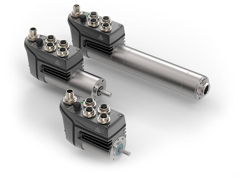 Система интегрированного сервопривода WITTENSTEIN cyber motor - компактная система для интеллектуальной инженерии