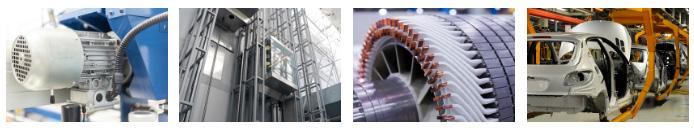 Купить электродвигатели и сервоприводы для промышленного применения