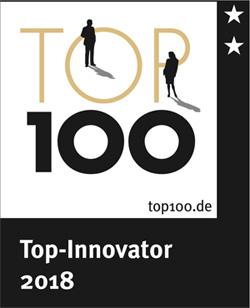 Kubler's TOP 100 Innovator Award 2018, компания Kubler Group (Кюблер Групп) - инновации в производстве энкодеров