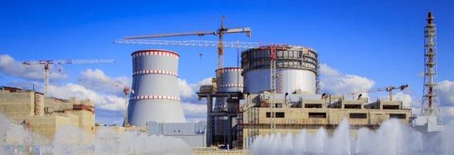 Новая сверхмощная Российская АЭС