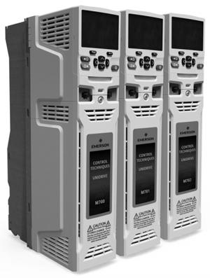 Частотные преобразователи Control Techniques Unidrive M700, M701, M702
