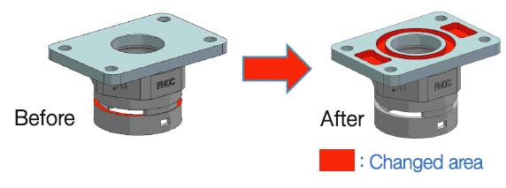 Произведены улучшения конструкции PNOC коннектора от CPS