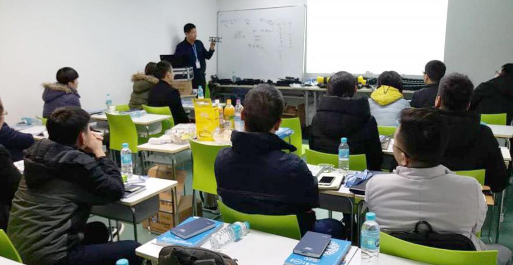 CPS  провел обучение партнеров в своем офисе в Шанхае