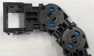 CPS модернизировала конструкцию систему гибких кабель-каналов