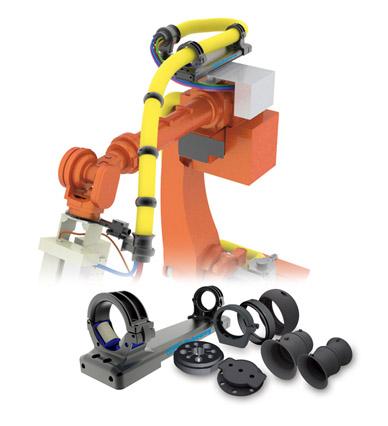 Система защиты кабелей «Roboway»