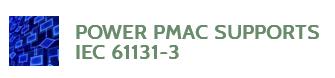 Delta Tau PMAC ПОДДЕРЖКА СТАНДАРТА IEC 61131-3
