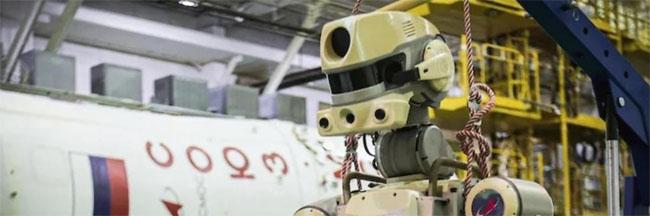 В космос запущен российский робот-манипулятор