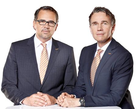 Гебхард Кюблер (Gebhard Kubler) и Лотар Кюблер (Lothar Kubler), компания Kubler Group (Кюблер Групп) - инновации в производстве энкодеров