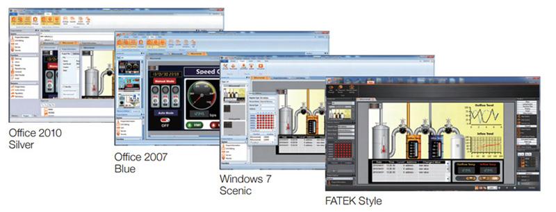 HMI ЖК-панели оператора FATEK модели P5043S, P5043N
