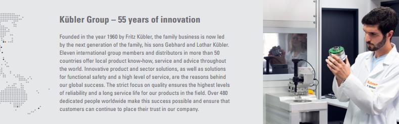 Компания Kubler (Кюблер)