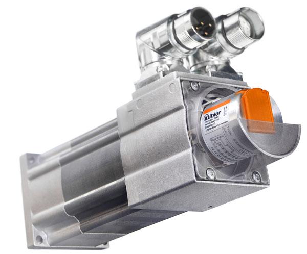 Энкодеры Kubler - постоянный размер, надежность и высокое разрешение