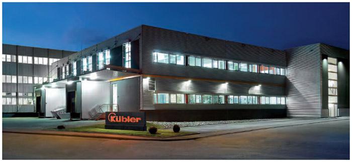Kubler (Kuebler) производственное здание компании