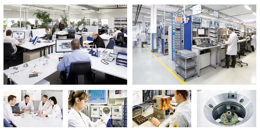 Современная разработка и производство энкодеров