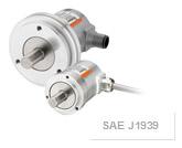 Абсолютные магнитные энкодеры Kubler серии Sendix в соответствии со стандартом SAE J1939