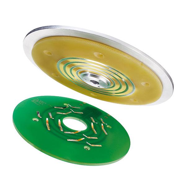 Токосъемники Kubler для передачи энергии, сигналов и данных