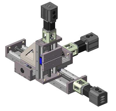 Сервоприводы в системах модулей линейных перемещений