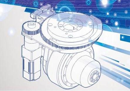 Серия опорно-поворотных устройств от LS Electric