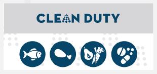 Редукторы и мотор-редукторы Motovario серии CLEAN DUTY используются в чистых, пищевых производствах, в производствах с агрессивной средой