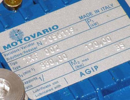 Motovario (Мотоварио) (Италия) - Мade in Italy