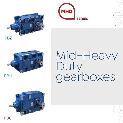 Купить редукторы и мотор редукторы Motovario для умеренно тяжелых режимов работы