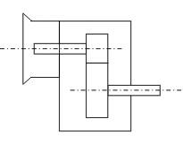 Редукторы с фланцевым креплением со стороны входного вала