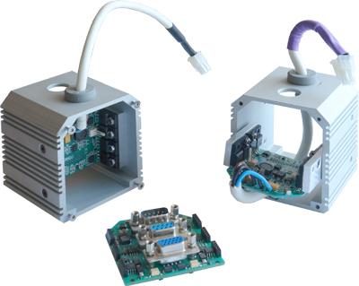Сервопривод - индивидуально разработанная схемотехника