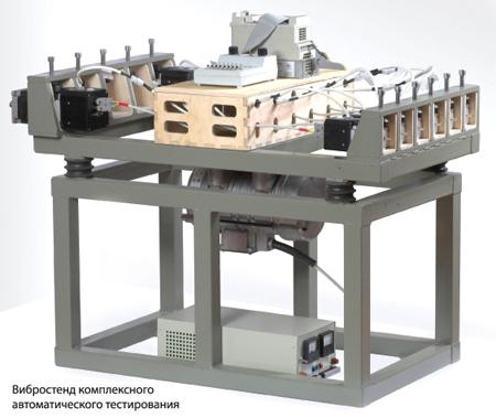Тестирование сервоприводов на производстве