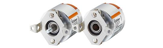 Энкодеры для серводвигателей от компании Kubler
