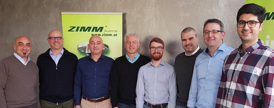ZIMM конференция в Италии 2018
